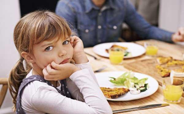 中医解读小儿厌食的危害