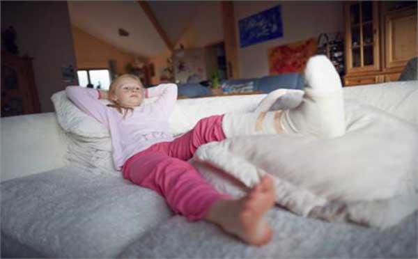 专家向您解答小儿骨折有哪些症状表现